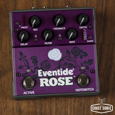 Eventide Rose Modulated Bucket Brigade Delay