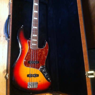 Pearl Jazz Bass 70s for sale