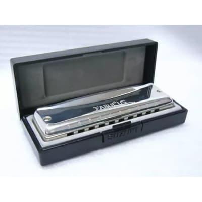 Suzuki Fabulous Series 10 Hole Diatonic - Equal Temperament Harmonica Key F#