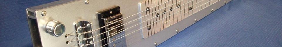 Fouke Industrial Guitars