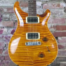 Paul Reed Smith Custom 22 with 10-top 2009 Amber image