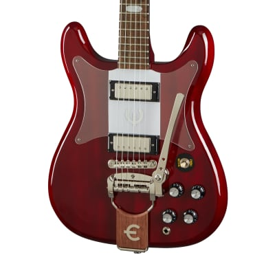 Epiphone Crestwood Custom Electric Guitar, Cherry for sale