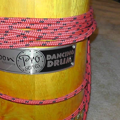Tycoon Percussion  Dancing Drum Signature Series