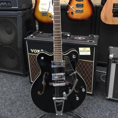 Gretsch G5122 Gloss Black (pre-owned) image