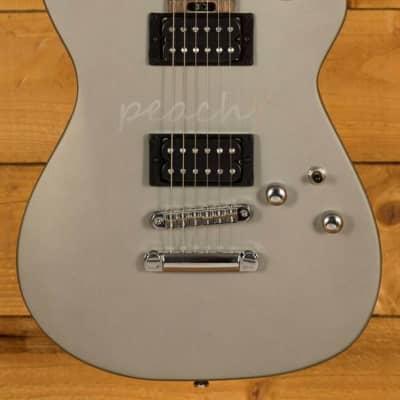 Manson Meta Series MBM-1 Matthew Bellamy Signature Guitar Starlight Silver for sale