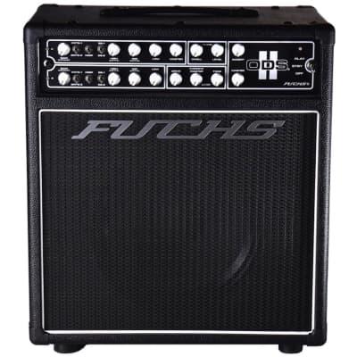 Fuchs ODS II Custom 2550 Guitar Combo Amplifier (50 Watts) for sale