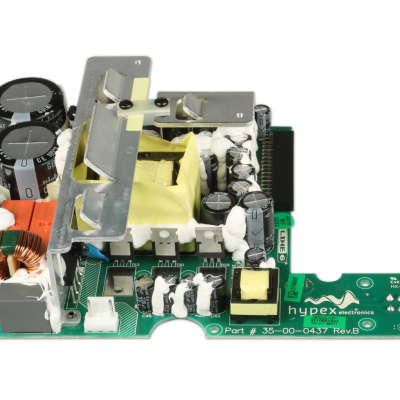 Line 6 50-02-0437 Power Supply PCB Assembly for L3T