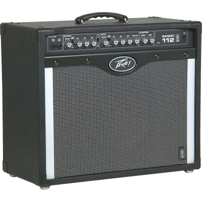 Peavey Bandit 112 Guitar Amplifier with TransTube Technology Regular