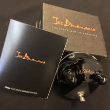 Collector Alert! Gary Moore's Son Official Tribute! Joe Bonamassa Mini Dunlop FuzzFace