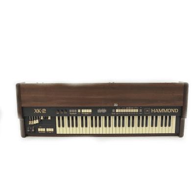 Hammond XK-2 61-Key Portable Organ with Drawbars