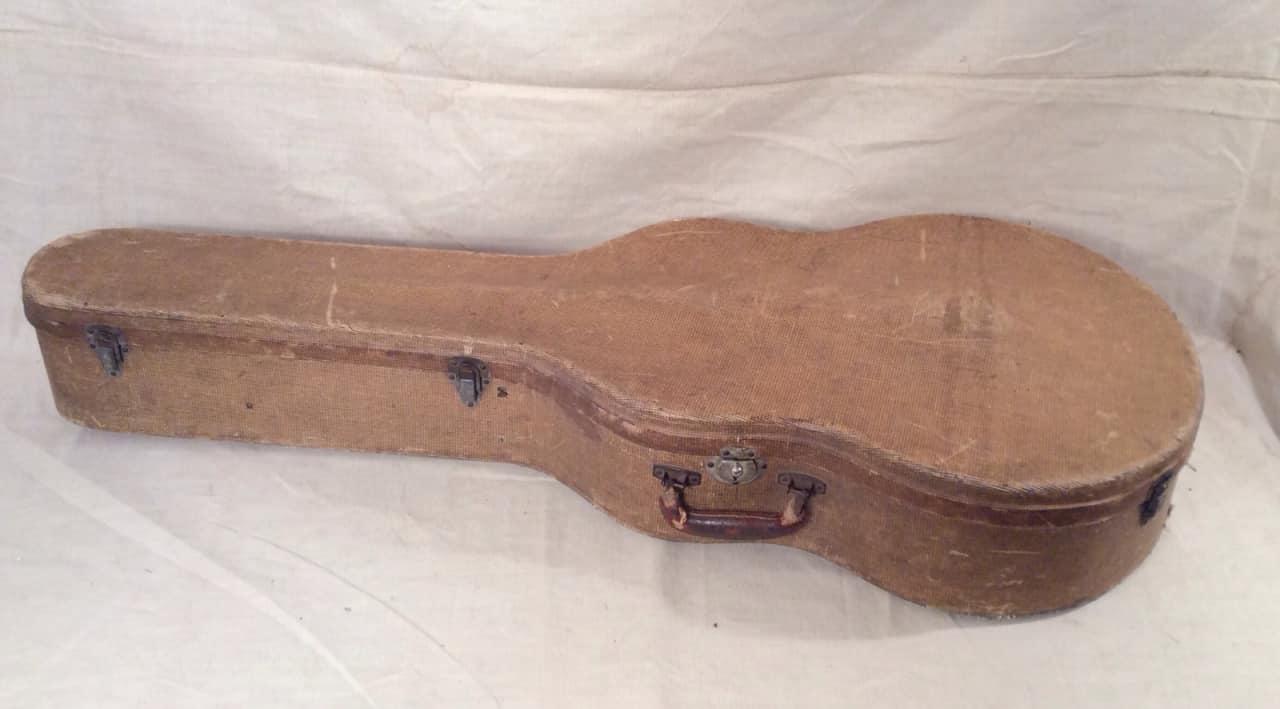 Vintage Guitar Case : vintage geib lifton acoustic archtop guitar case tweed reverb ~ Russianpoet.info Haus und Dekorationen