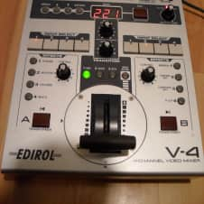 Roland Edirol V-4 4 Channel Video Switcher Mixer