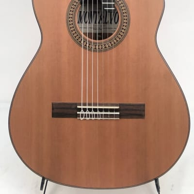 Montalvo 7 String Classical Guitar w/ Cutaway 2020 for sale