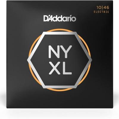 D'Addario NYXL Electric Guitar Strings - NYXL1046 Regular Light