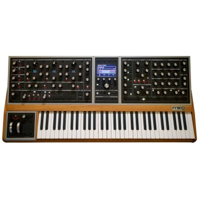 Moog One Polyphonic 8-Voice Synthesizer