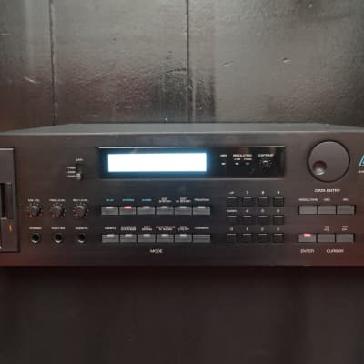 KORG DSM-1 Rare 80's Digital Sampling Synthesiser 3U Rack Mount Module - 100V