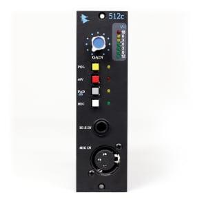 API 512c 500 Series Mic Preamp Module