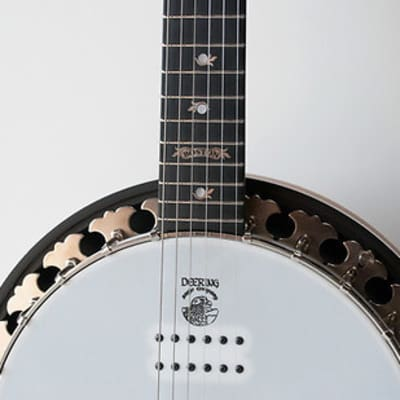 Deering Boston Acoustic/Electric 6-String Banjo