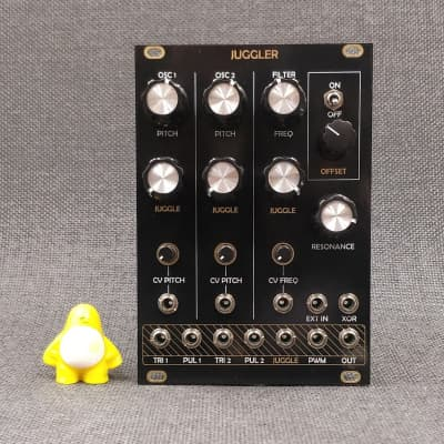 Juggler - Shift Register based Mini-Synth (DIY Benjolin)