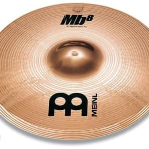"Meinl 14"" Mb8 Medium Hi-Hat (Pair)"