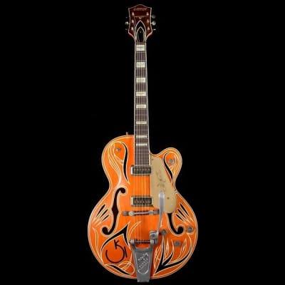 Gretsch G6120DSW-R Chet Atkins Relic Hollow Body 2010