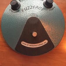 Dunlop  JH-F1 Jimi Hendrix Fuzz Face  Blue