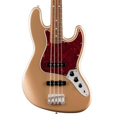 Bajo FENDER Vintera 60s Jazz Bass Firemist Gold PF for sale