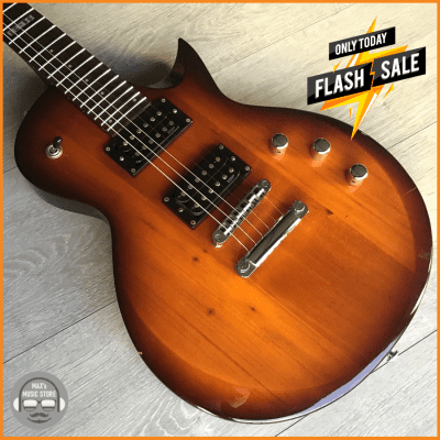 Esp LTD EC-50 Tobacco Sunburst (Rare Colour) Electric Guitar - 2007 - Very Good Condition for sale