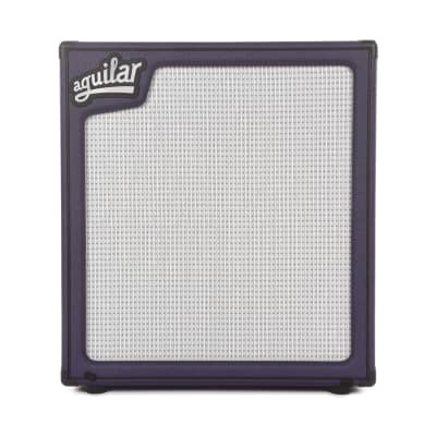 Aguilar Limited Edition SL 410x Super Light Bass Cabinet 4 ohm Royal Purple for sale