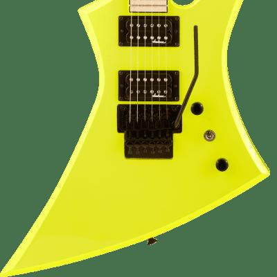 Jackson X Series KEXM Kelly Neon Yellow