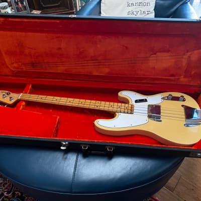 Fender Telecaster Bass 1968 - 1971 Blonde for sale