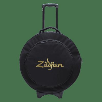 """Zildjian ZCB22R 22"""" Premium Rolling Cymbal Bag"""