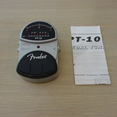Fender PT-10 Tuner, FREE Shipping! for sale