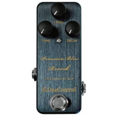 One Control Prussian Blue - Reverb for sale