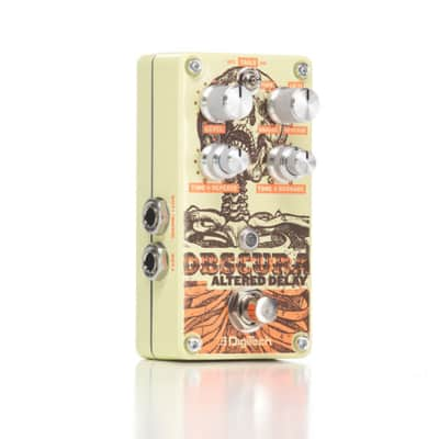 DigiTech Obscura Altered Delay Guitar Effects Pedal - Open Box image