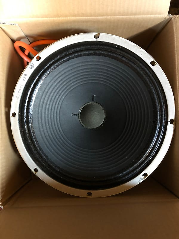 celestion alnico cream 90w 8ohms w lava cable reverb. Black Bedroom Furniture Sets. Home Design Ideas