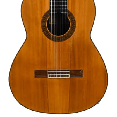 Felix Manzanero 1A Signed Stamped Brazilian Spruce 1966 for sale