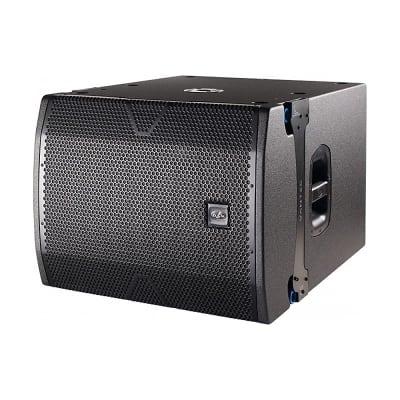 """D.A.S. Audio Vantec 118A 2000-Watt 18"""" Active Subwoofer"""