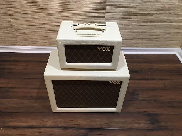 Vox AC4TV Stack Cream | Lone Star Gear Garage