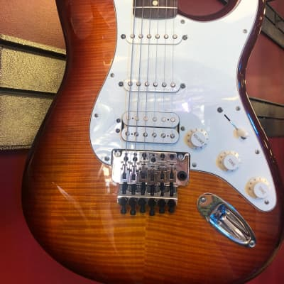 Fender Stratocaster Deluxe HSS  2013 for sale