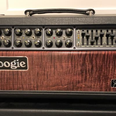 Mesa Boogie JP-2C John Petrucci Signature Guitar Amplifier Head Limited Edition
