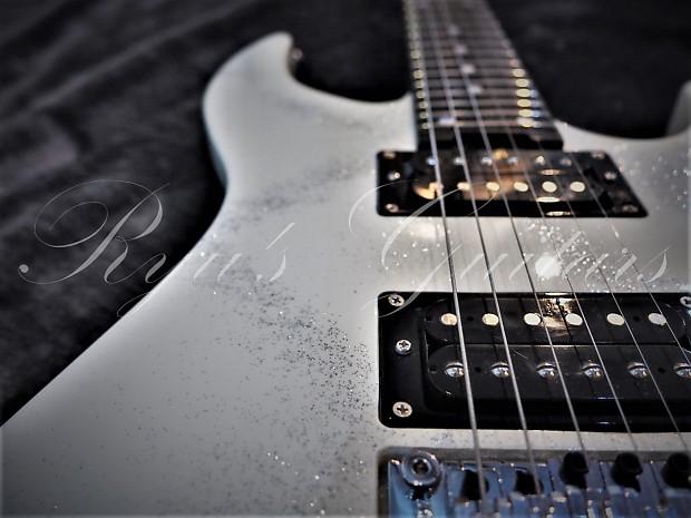 killer kg fascist vice milky way ryu 39 s guitars reverb. Black Bedroom Furniture Sets. Home Design Ideas