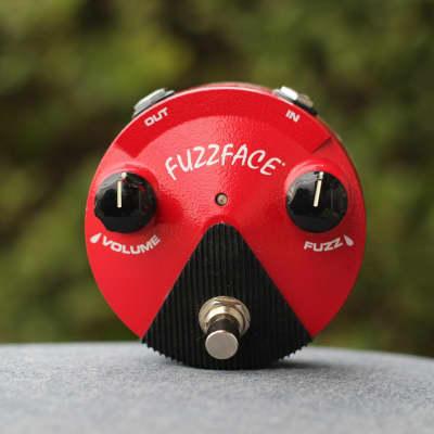 Dunlop Fuzzface FFM1 Geranium
