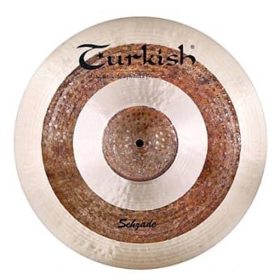 "Turkish Cymbals 15"" Custom Series Sehzade Crash SH-C15"