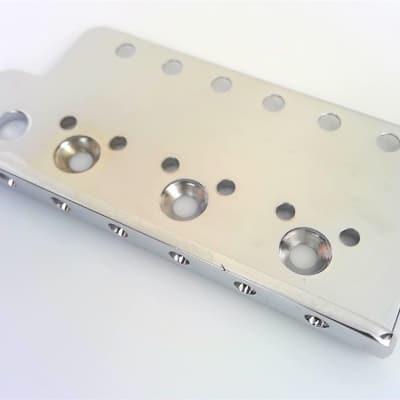 "True Custom Shop® Lefty 2 1/16"" Tremolo Plate for Fender Mexican Standard Strat"