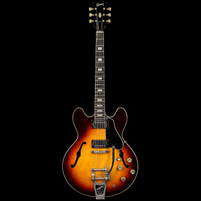Gibson ES-335TD with Bigsby Vibrato 1968