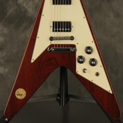 original 1971 Gibson Flying V MEDALLION Limited Edition Cherry #111 for sale