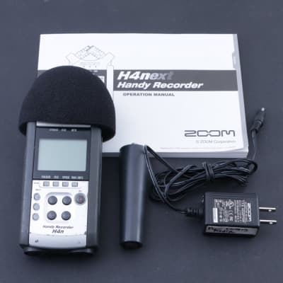 Zoom H4N Handy Recorder OS-8411