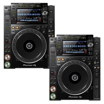 Pioneer CDJ-2000NXS2 DJ Multi Player Pair (Open Box)