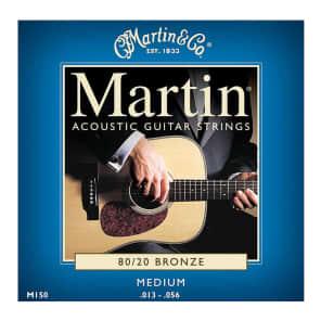 Martin M-150 80/20 Bronze Medium Acoustic Strings